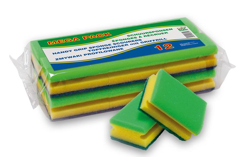 Scourer profile MEGA PACK 12