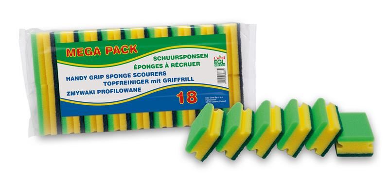 Scourer profile MEGA PACK 18