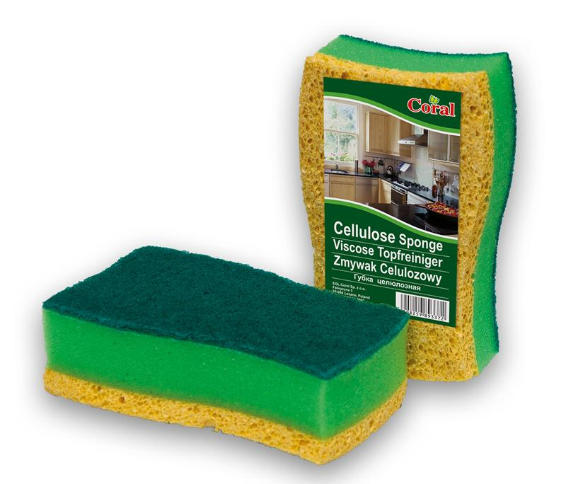Cellulose Scourer