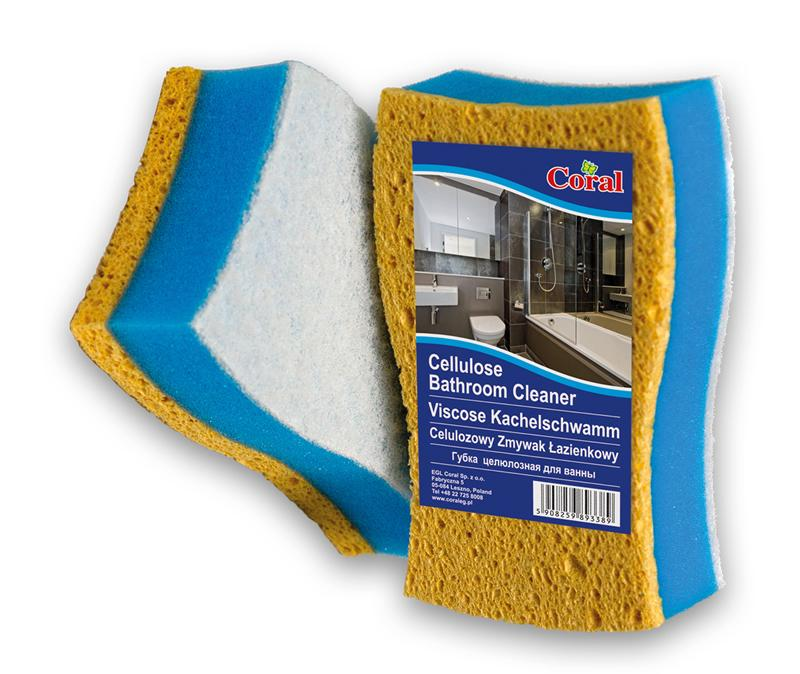 Cellulose Bathroom Scourer